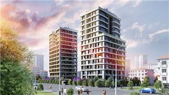 Polat Ev Göztepe'de yaşam 2018'de başlıyor