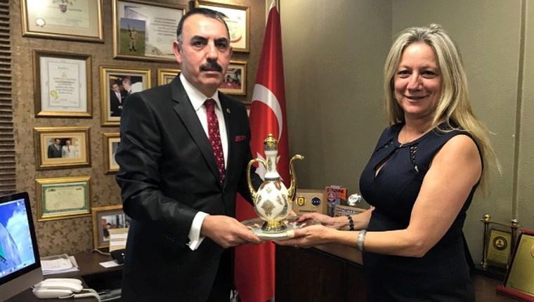 Türkiye'de ve Amerika'daki emlakçılar arasında köprü kurulacak