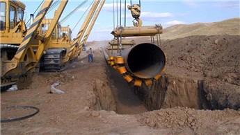 Doğal gaz boru hattı projesi için 3 ilde kamulaştırma kararı!
