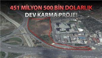 Evkur, Yenibosna'da 1.036 konutluk proje yapacak!