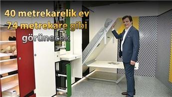 Hafele Concept Project ile küçük evlere büyük etki!