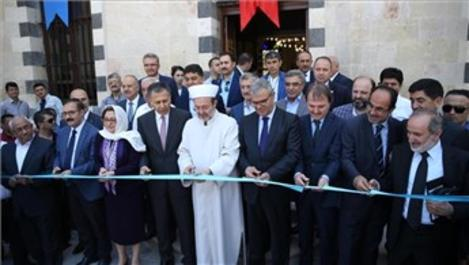 Gaziantep'teki tarihi Kurtuluş Camisi ibadete açıldı