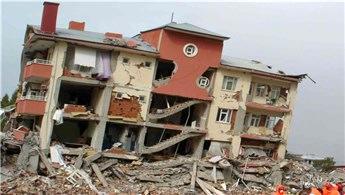 Binaların deprem riski internetten öğrenilebilecek