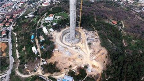 Bakan Arslan açıkladı, İstanbul'a ikinci kule geliyor!