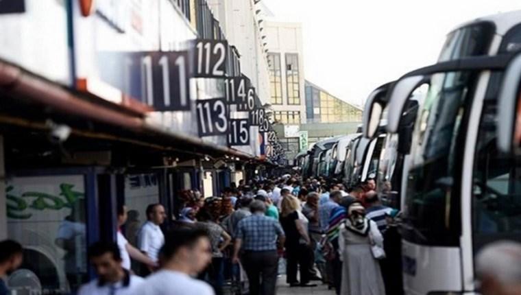 Ramazan Bayramı tatili için otobüs biletleri tükendi