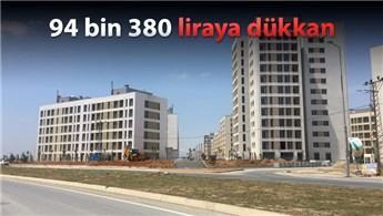 TOKİ, Başakşehir'de 77 dükkanı satışa açtı!