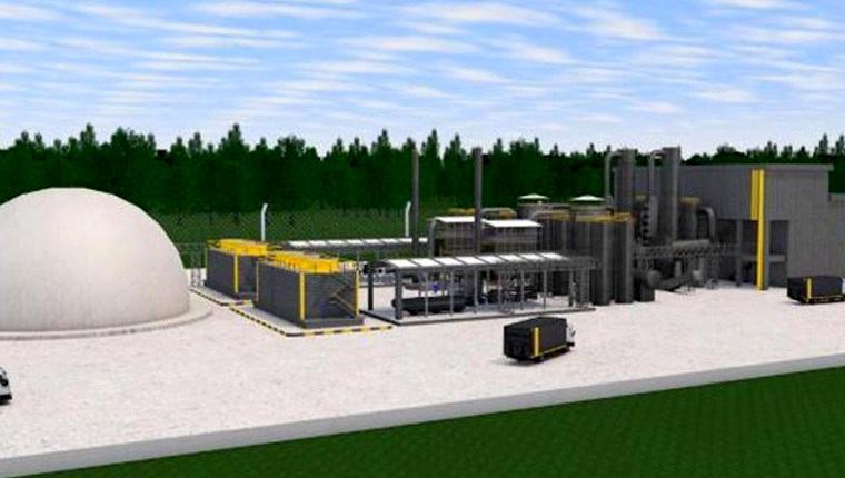 Antalya'da çöpten elektrik üretilecek