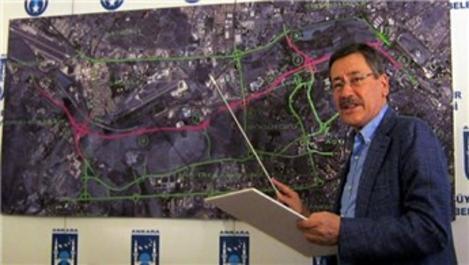 Ankara'da kentsel dönüşüm çalışmaları devam ediyor