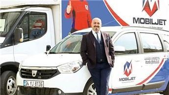 MobilJet, mobilya sektörünü önemli bir yükten kurtardı