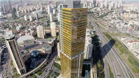 Ak Portföy, yeni yatırımını Palladium Tower'a yaptı