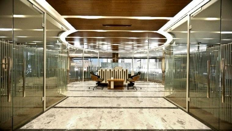 EDDA Mimarlık'tan huzur veren ofis tasarımları