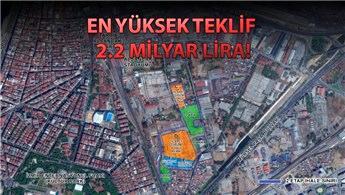 İzmir Konak 2. Etap arsası Pekintaş&Burakcan Ortaklığı'nın oldu