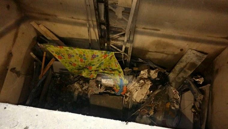 """Şişli'deki asansör kazasıyla ilgili """"görevi ihmal"""" davası"""