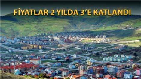 Çevre Düzeni Planı Balıkesir'de arsa fiyatlarını etkiledi!