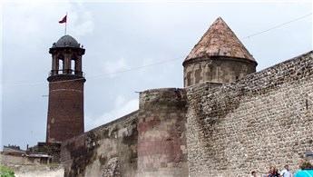 Erzurum Kalesi'nde restorasyon başlıyor!