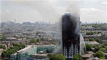 Londra'da 79 kişinin öldüğü binayla ilgili şok gerçek!