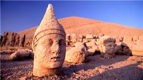 Nemrut Dağı bayramda turistleri ağırlayacak!