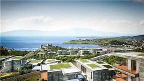Bodrum'da otel yatırımları hız kesmiyor