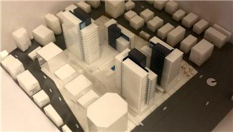 Mesa, Bağdat Caddesi'nde 253 konut inşa edecek