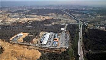 Yeni havalimanına 330 bin metrekarelik seramik üretimi!