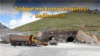 Ovit Tüneli yıl sonunda açılacak