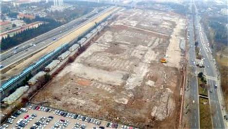 Ankara Yenimahalle arsasının tadilat yapı ruhsatları alındı