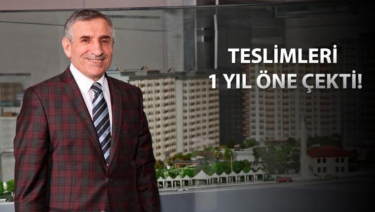 Huzurlu Marmara'nın yüzde 80'i tamamlandı