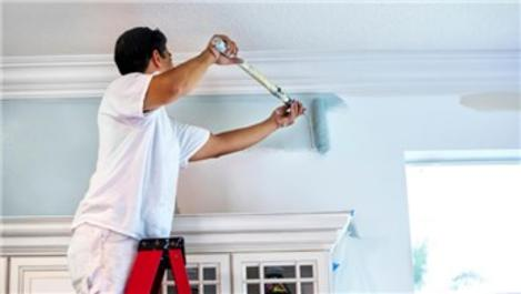 Evini boyatacaklar için püf noktalar!