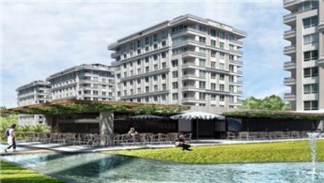 Evinpark Ada Tepe Rezidans projesi daire fiyatları