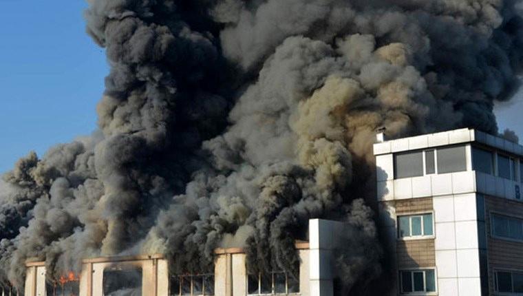 'Binaların yangından korunması' yönetmeliğinde değişiklik yapıldı