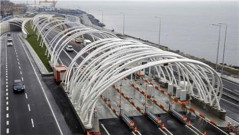 Avrasya Tüneli geçiş ücreti Garanti Bankası'ndan da ödenebilecek
