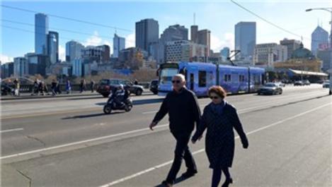 Avustralya'nın en kalabalık şehri Melbourne olacak