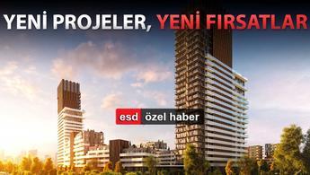 İzmir Bornova, yeni konut projelerinin gözdesi oldu!