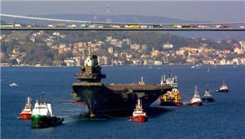 İstanbul Boğazı gemi geçişlerine kapatıldı!