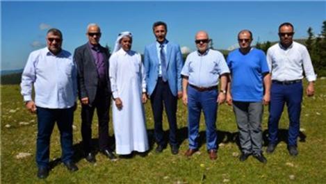 Araplar 20 milyon dolarlık otel yatırımı için Ordu'da!