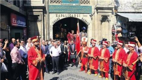 İstanbul Shopping Fest Kapalıçarşı'da başladı!