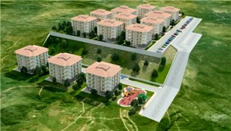 TOKİ'nin Kastamonu Tosya'daki 262 konutun sahipleri belirlendi