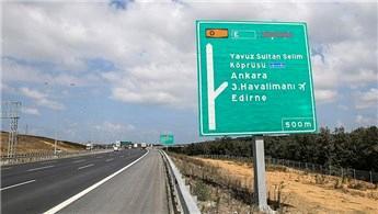 Paşaköy-TEM Kurtköy bağlantı yolu bugün açılıyor