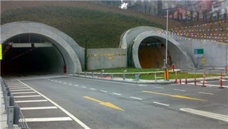 Taksim Tünel'de bakım onarım çalışmaları yapılıyor