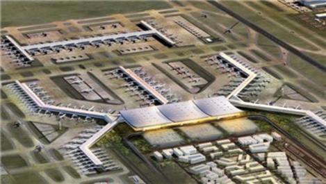 İstanbul'un yeni havalimanına deneme seferleri başladı