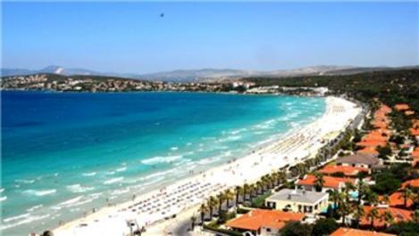 İzmir Defterdarlığı, Alaçatı'da arsasını satıyor