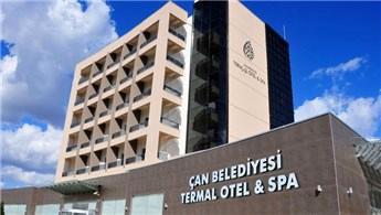 Çanakkale'de 55 odalı otel 12 milyon liraya satılacak!