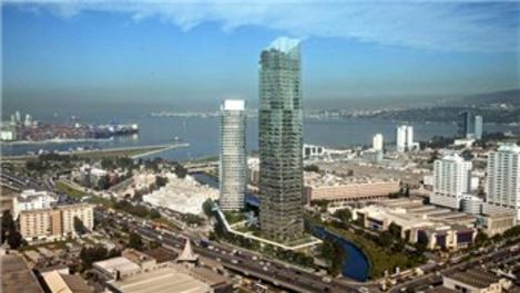 İzmir Mistral Towers'ın yapı ruhsat izni alındı!