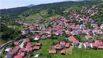 Ordu'daki 'Safranbolu evleri' turistlerin uğrak yeri oldu