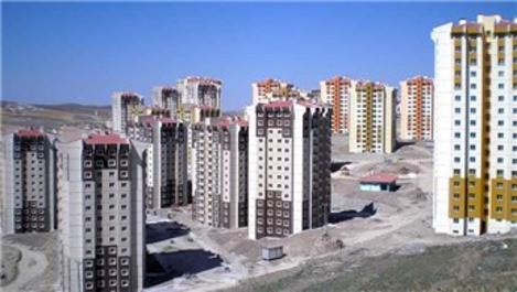 TOKİ Ankara'da 11 konutu kurasız satacak