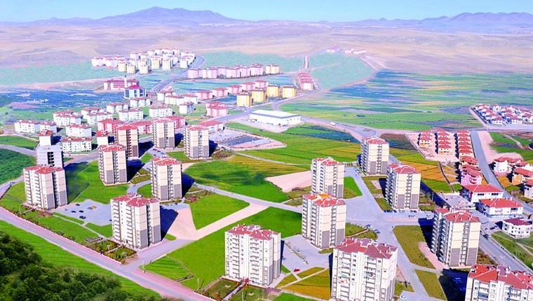TOKİ, Aksaray Taşpınar projesinde kalan 4 dairesini satıyor