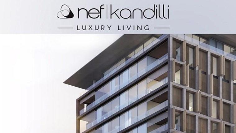 Nef Kandilli Luxury Living projesi Şubat 2020'de teslim