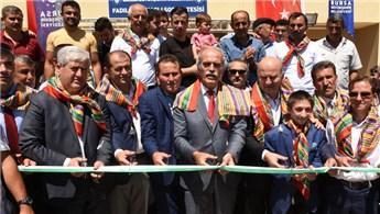Bursa'da yeni mahalle konakları hizmete sunuldu
