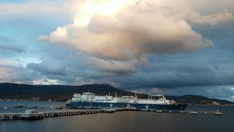 Üçüncü LNG deposu Sanor'da inşa edilecek