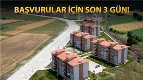TOKİ, Bursa'da 145 bin liraya  2+1 daire satacak!